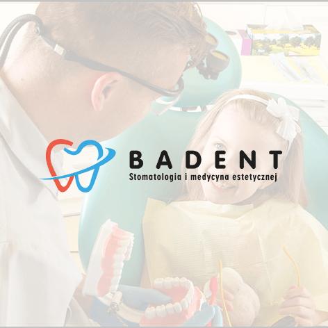 Realizacja dla firmy Badent