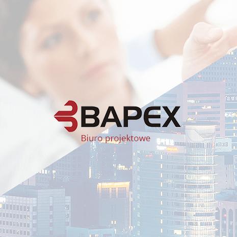 Realizacja dla firmy Bapex