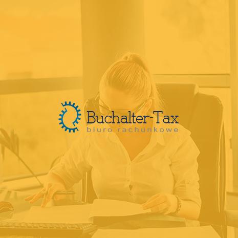 Realizacja dla firmy Buchalter-tax