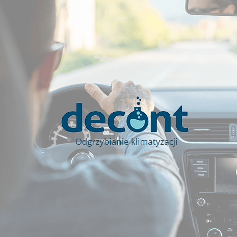 Realizacja dla firmy Decont