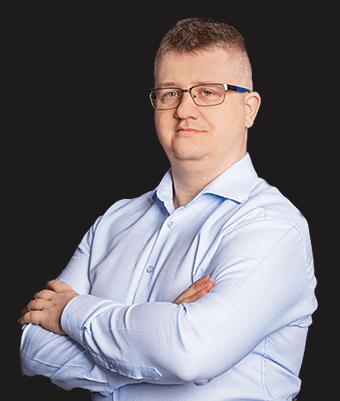 Marcin - mobilne developer