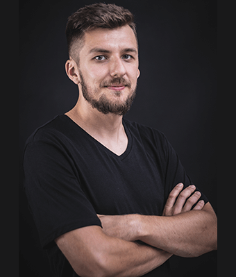 Mateusz - marketing